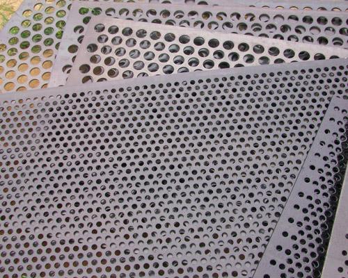 鱼鳞冲孔网